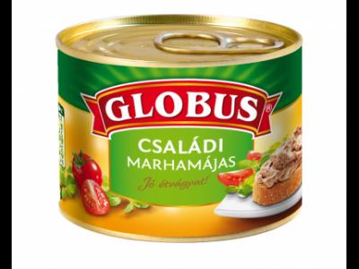 Globus családi marhamájas tpz. 190g