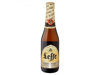 Leffe blonde világos sör üveges 6,6% 0.33l