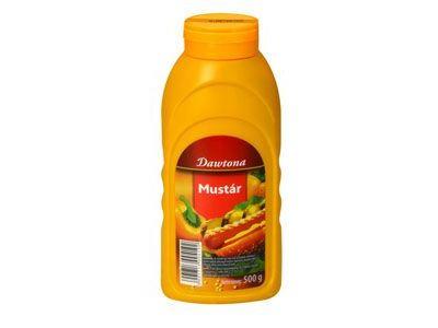 Dawton mustár 500ml