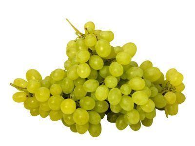 Fehér szőlő lédig