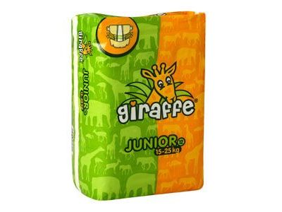 Giraffe pelenka junior 12db