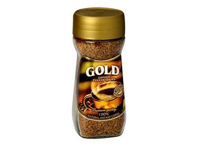 Gold instant kávé 200g