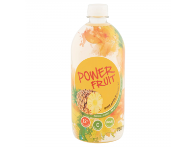 Power Fruit ananász ízű gyümölcsital 750ml