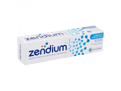 Zendium complete protection fogkrém 75ml