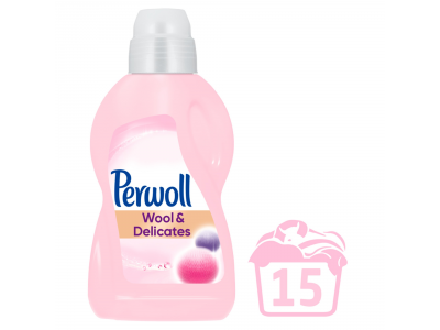 Perwoll finommosószer gyapjú és kímélő ruhákhoz 15mos. 900ml