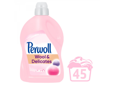 Perwoll finommosószer gyapjú és kímélő ruhákhoz 45mos. 2.7l