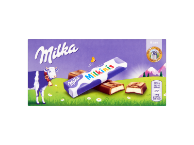 Milka tejcsokoládé milkinis 87,5g