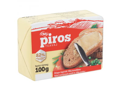 CBA PIROS teavaj 100g