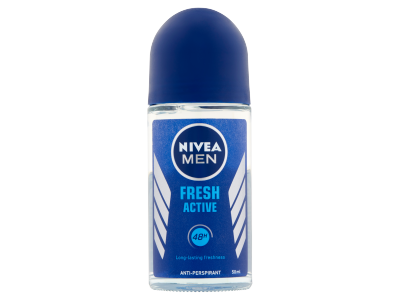 Nivea golyós deo men fresh active 50ml