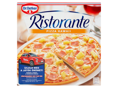 Dr.Oetker Ristorante pizza hawaii 355g