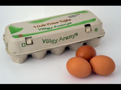 Pák-to friss tojás 'S' méret 10db