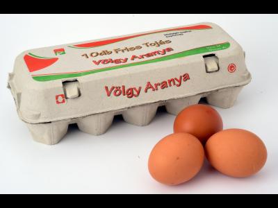 Pák-to friss tojás 'M'méret 10db