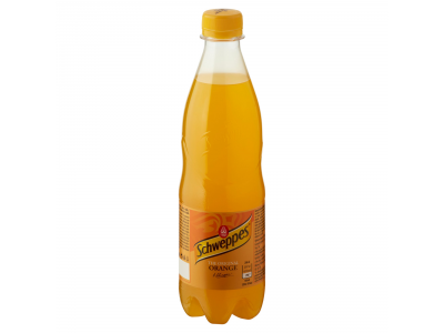 Schweppes Orange narancs szénsavas üdítőital 0.5l