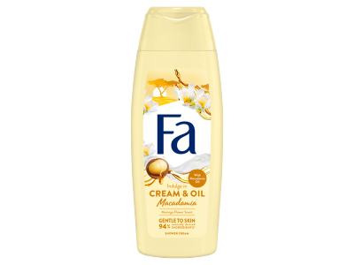 Fa tusfürdő cream & oil moringa 250ml