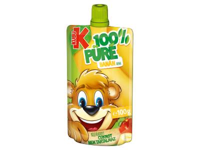 Kubu püré banán 100g