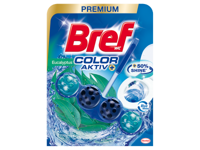 Bref color aktiv eucalyptus toalett frissítő 50g