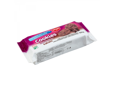 Detki Cookies hozzáad.cuk.nélk. kak. omlós keksz csok. 130g