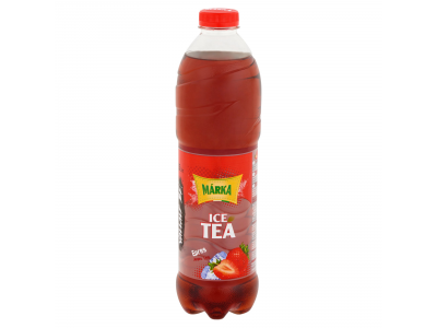 Márka epres jeges tea 1.5l