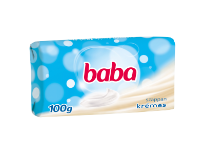 Baba szappan krémes 100g