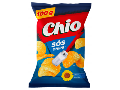 Chio sós burgonyachips 100g