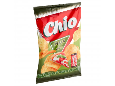 Chio Chips streetfood pizza 70g