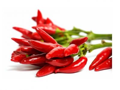 Chili paprika csípős csomós, cca.100g