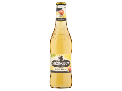 Strongbow Gold cider üv. 4,5% 330ml