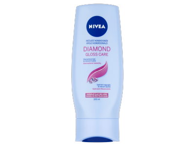 Nivea diamond gloss balzsam 200ml