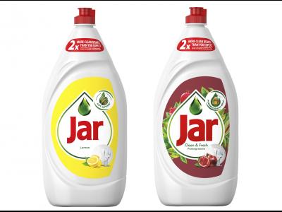 2db Jar mosogatószer 1350ml