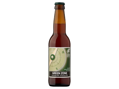 HopTop Brewery Green zone amerikai IPA kraft sör 6.4% 330ml