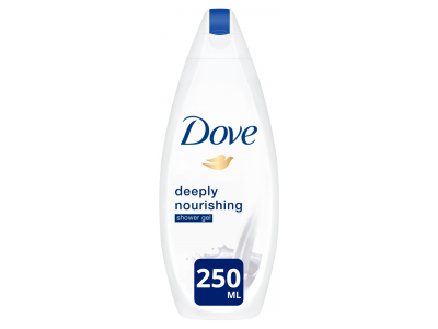 Dove deeply nourishing bőrtápláló krémtusfürdő 250ml