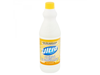 Ultra fehérítő citrom illattal 1l