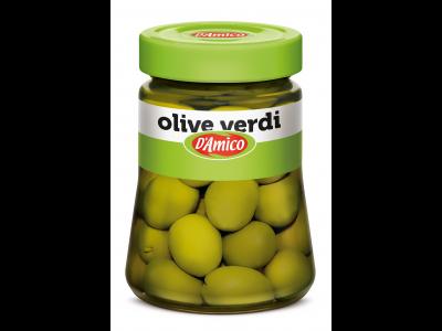 D'Amico zöld olívabogyó 300g