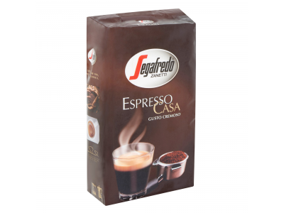 Segafredo espresso cassa őrölt kávé 250g