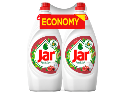 Jar Pomegranate mosogatószer 2x900ml