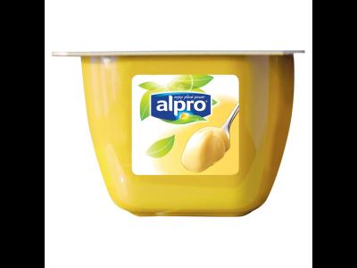 Alpro desszert vanília 125g
