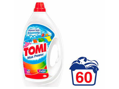 Tomi gél color 60mosás 3l