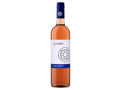Bujdosó Mentőöv Rosé száraz rosé bor 11.5% 0.75l