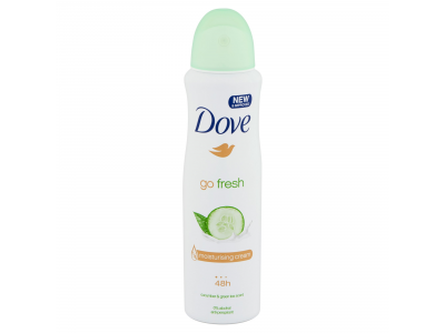 Dove deospray go fresh cucumber 150ml