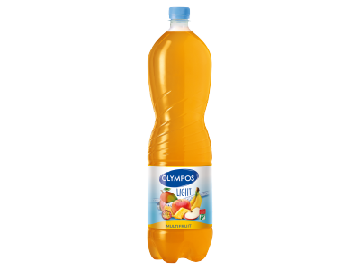 Olympos light multifruit gyümölcsital édesítőszerekkel 1.5l