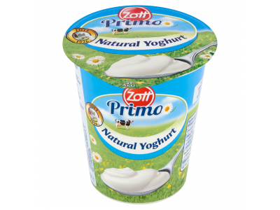 Zott Primo natúr joghurt 150g