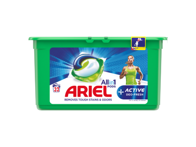 Ariel mosókapszula active All in1 32db