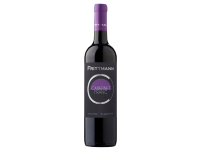 Frittmann testvérek Cabernet Franc száraz vörösbor 0.75l