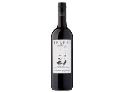 Teleki Villányi Nap Cuvée száraz vörösbor 14% 0.75l