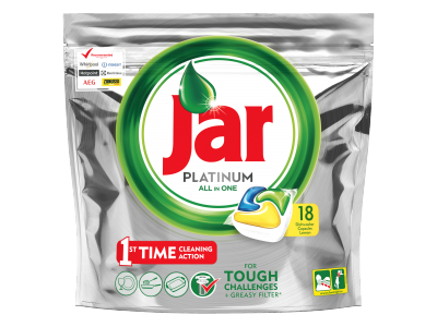 Jar Platinum all in one mosogatótabletta 18db