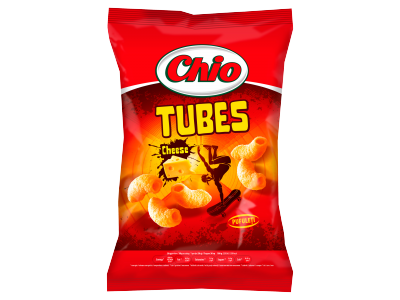 Chio tubes sajtos kukoricasnack 80g