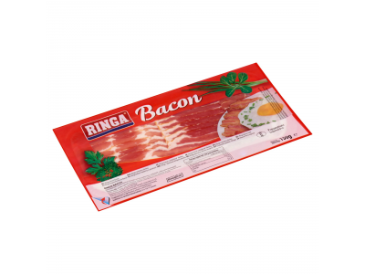 RINGA szeletelt bacon szeletelt 150g