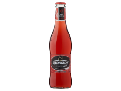 Strongbow Redberry üveges cider 0,33l