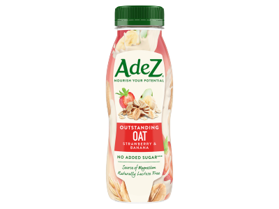 Adez oat strawberry banana 250ml