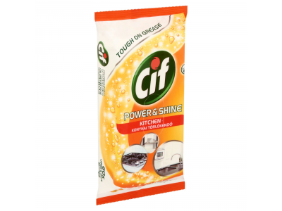 CIF konyhai törlőkendő 60db